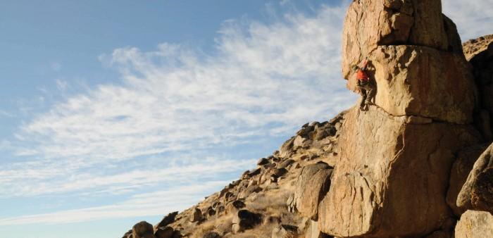 Winter Climbing Options