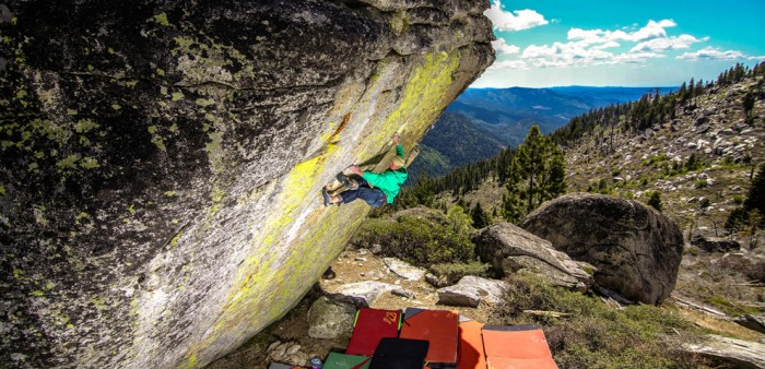 Kyle O'Meara sends the FA on Crown Jewel-v10